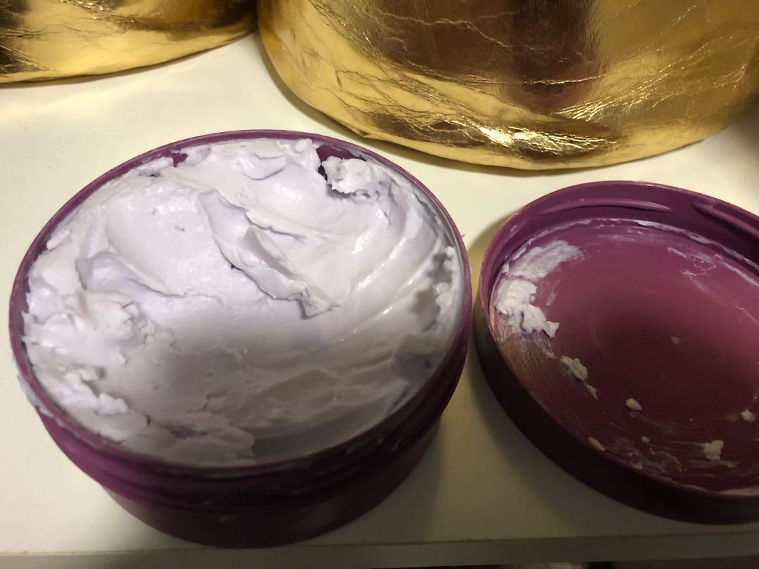 Body shop passionfruit moisturiser