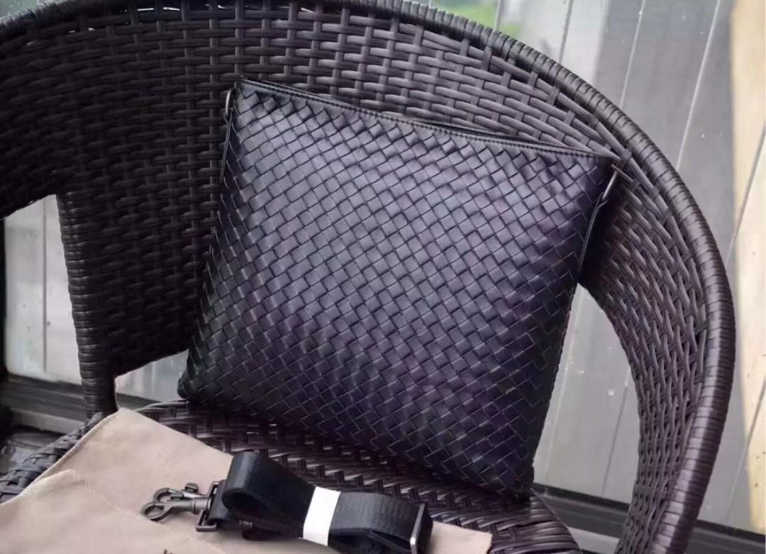 Bottega veneta men s leather crossbody sling bag, Men s Fashion, Bags    Wallets, Sling Bags on Carousell 389ab5b8a5