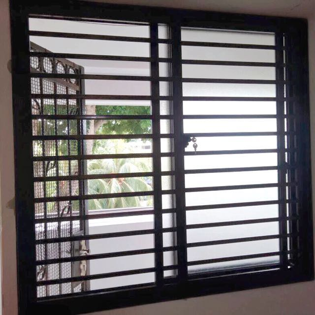 Cat Proof Window Grilles Furniture Home Decor On Carousell