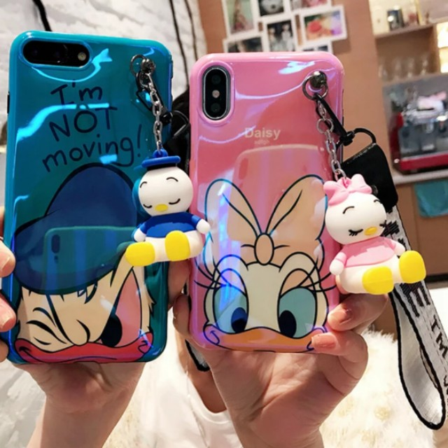 Donald Duck Daisy Duck Iphone Case Mobile Phones Tablets