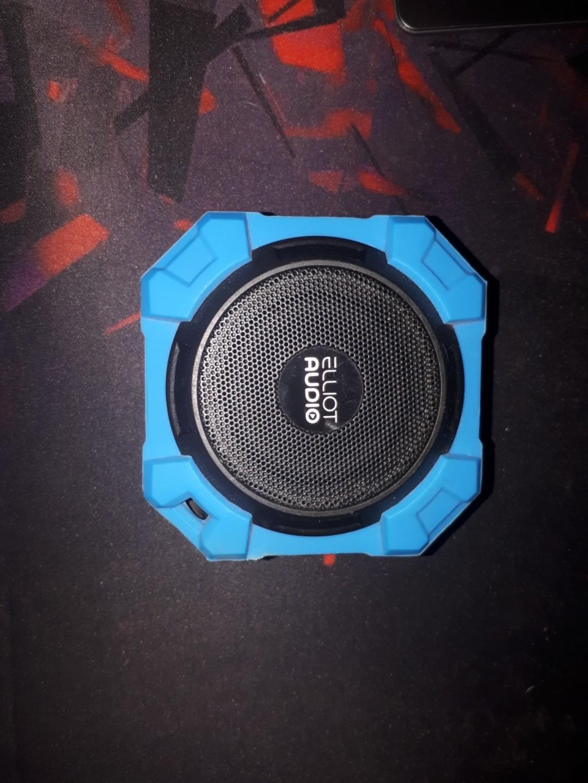 Elliot Audio Rugged Wireless Speakers Review Carpet