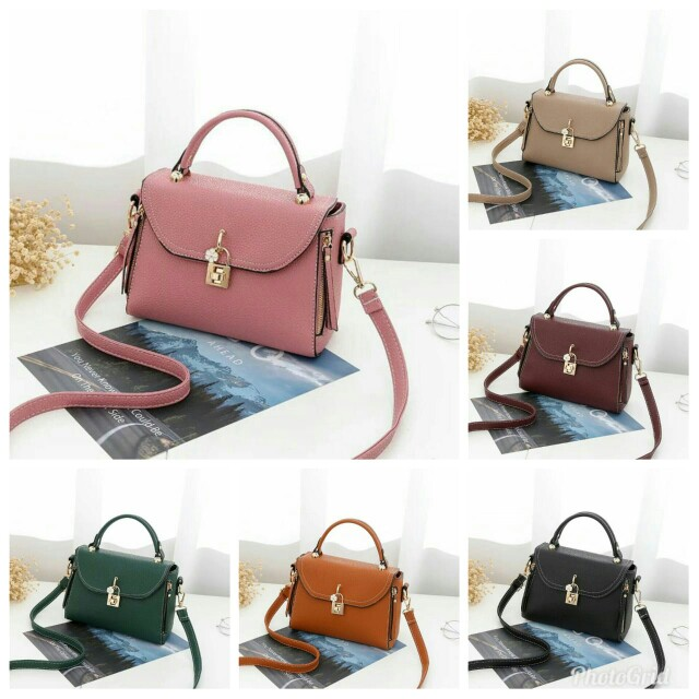 FASHION ZIPPER APPLE SLINGBAG 3241  Tas Fashion Wanita Impor Murah ... 1499b43d5f