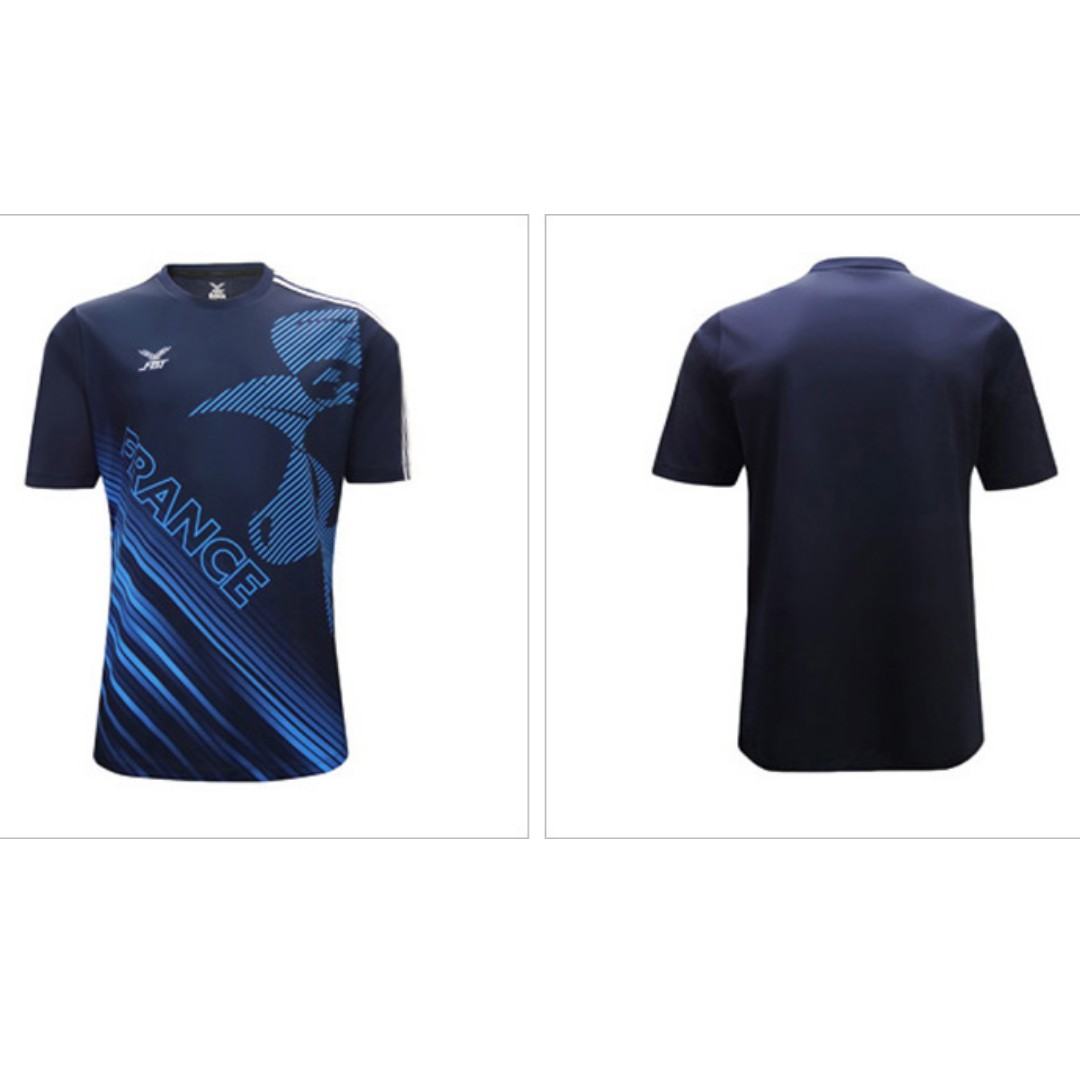 low priced 45e2b 90c79 FRANCE WORLD CUP SUPPORTER JERSEY TEE - FIFA WORLD CUP 2018