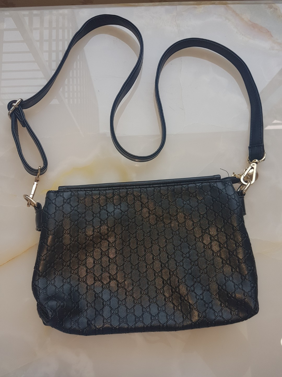 08e799188 Gucci inspired bag, Women's Fashion, Bags & Wallets on Carousell