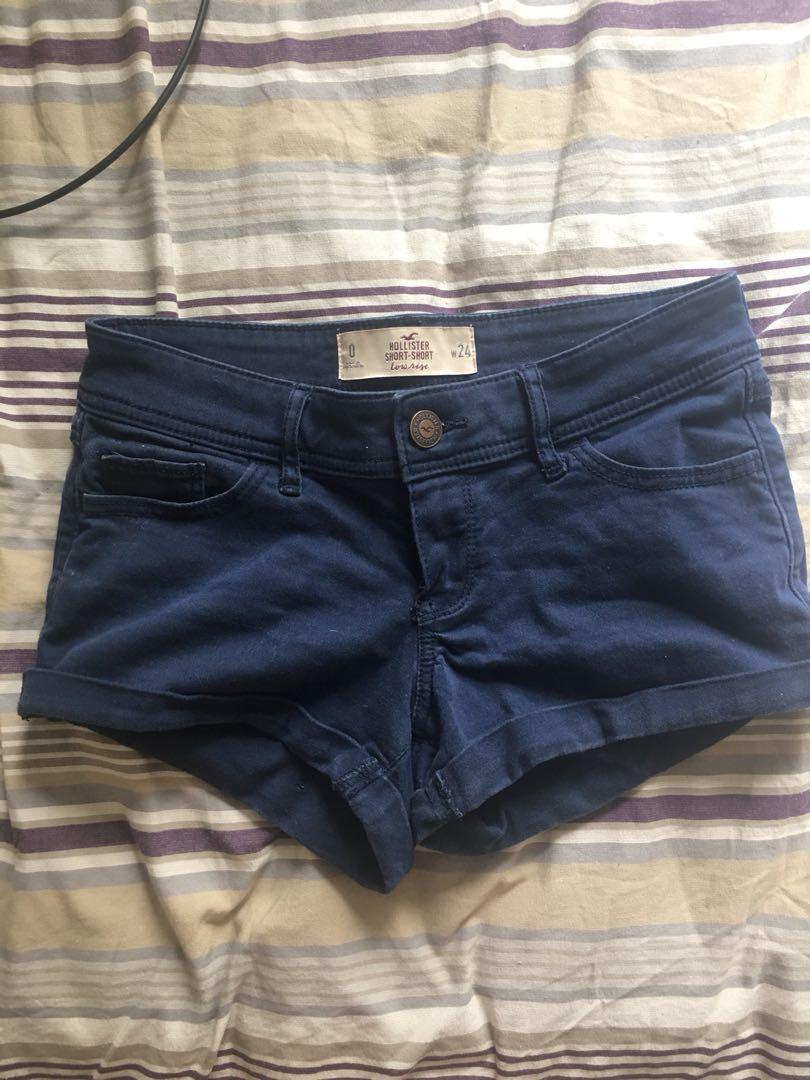 Holister short shorts