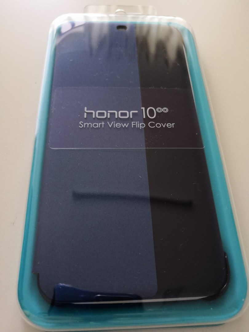 big sale fd167 b5b12 Honor 10 Smart View Flip Cover
