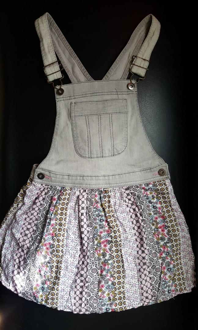 365f8b3512 Jordache Jumper Dress on Carousell