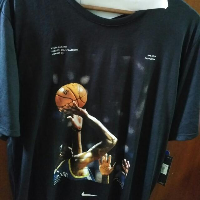 27a310d9d Kevin Durant Nike Dryfit (Nba Player Shirt)