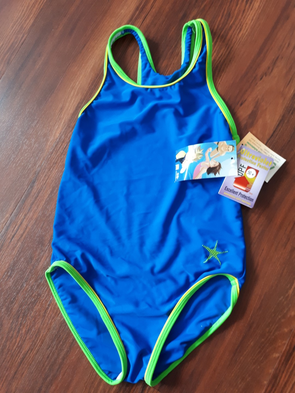 Kids Swimming Costume Babies Kids Girls Apparel 8 To 12 Years