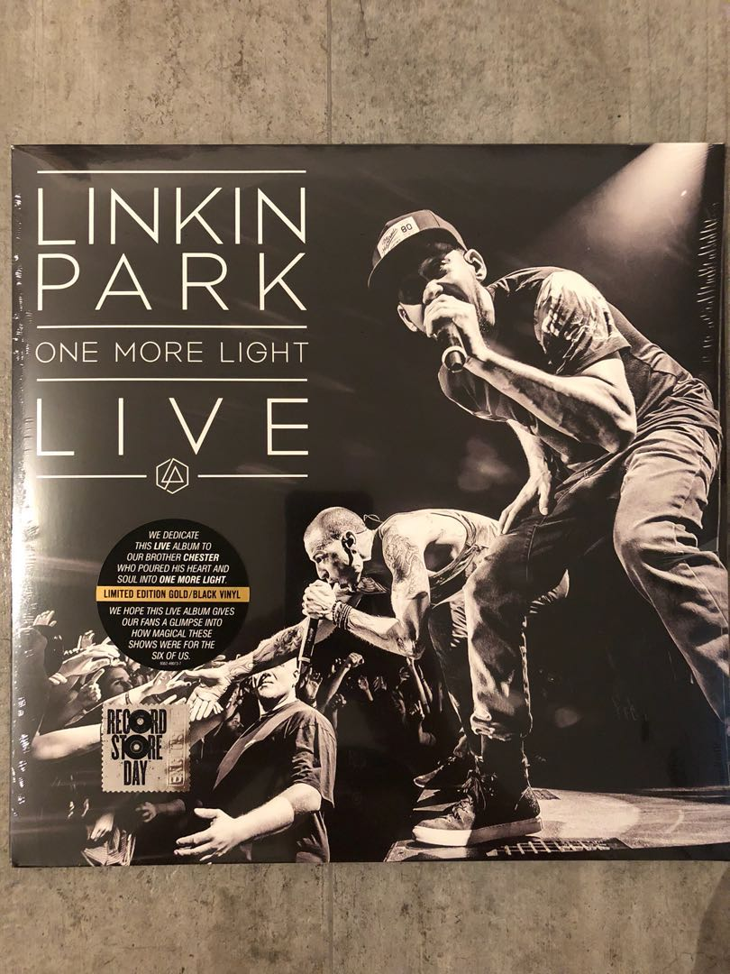 Linkin Park RSD 2018