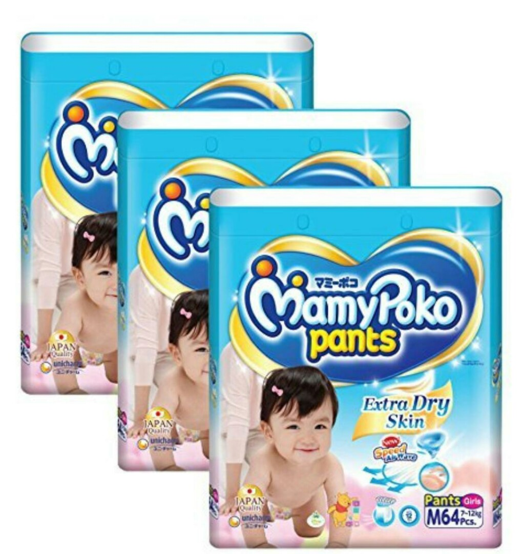 Mamypoko Pants M L Xxl Babies Kids Nursing Feeding On Carousell 28