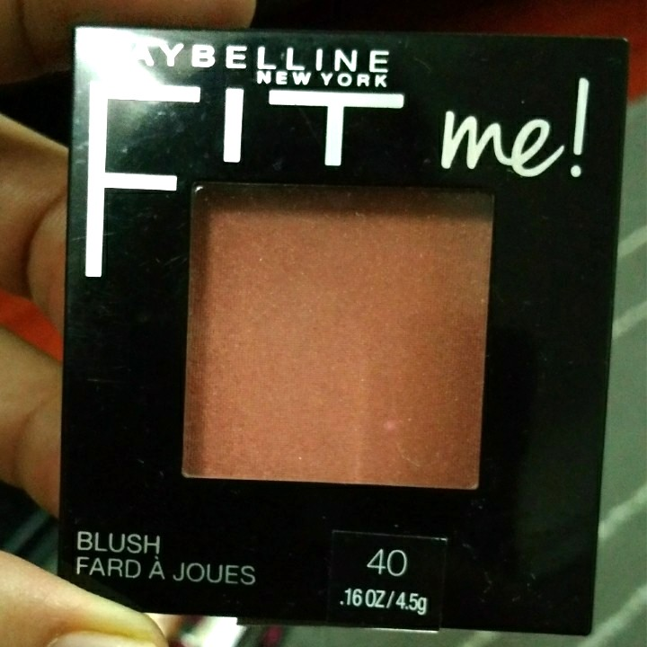 🆕 Maybelline Fit Me Blush Blusher #40 Peach, Health & Beauty, Makeup on Carousell
