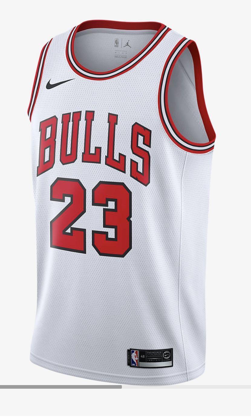 7be7fa707786 Michael Jordan Nike Swingman Jersey