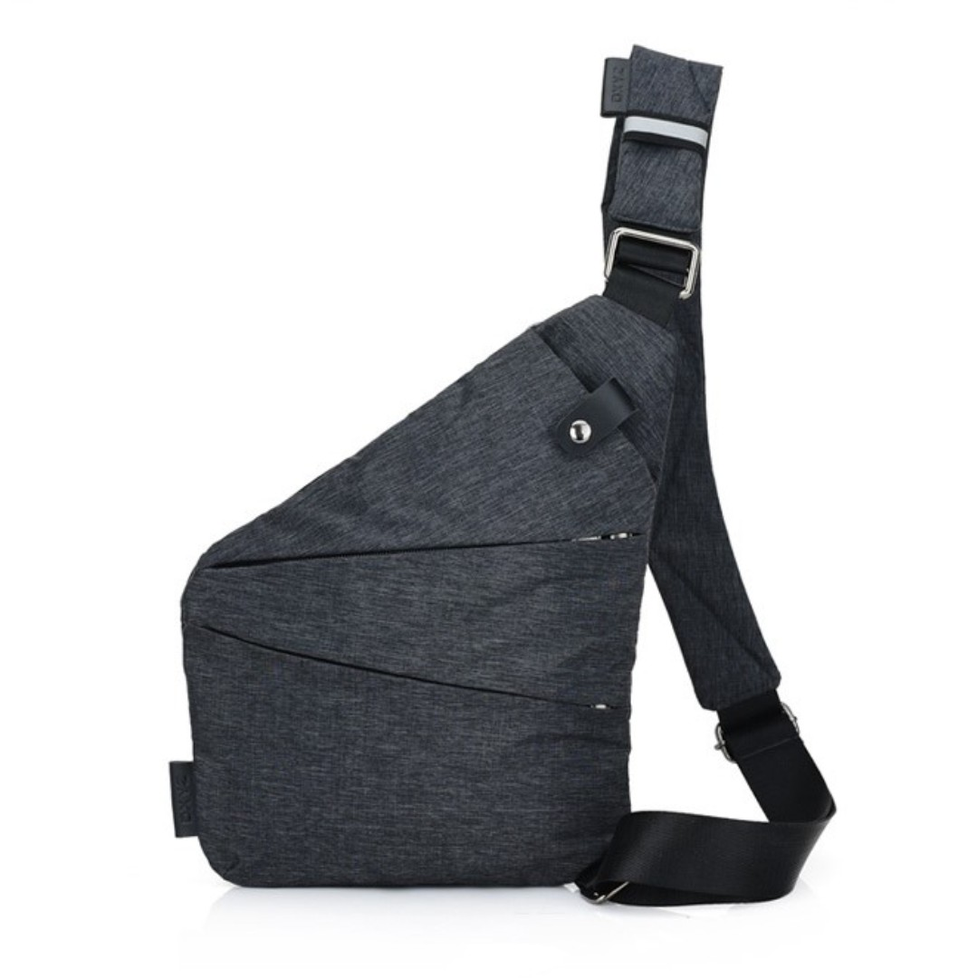 201fd0978141 Moden Anti-theft Sling shoulder bag Messenger chest bag