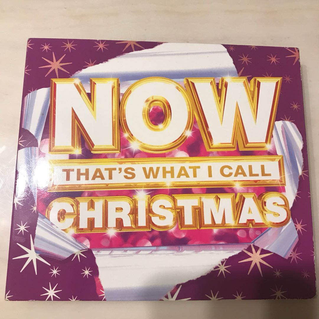 Now That\'s What I Call Christmas (3CDs), Music & Media, CDs, DVDs ...