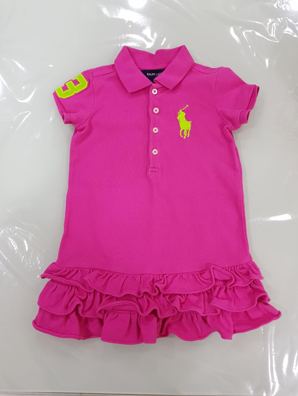 5350bd8e944a Polo Ralph Lauren baby girl Dress