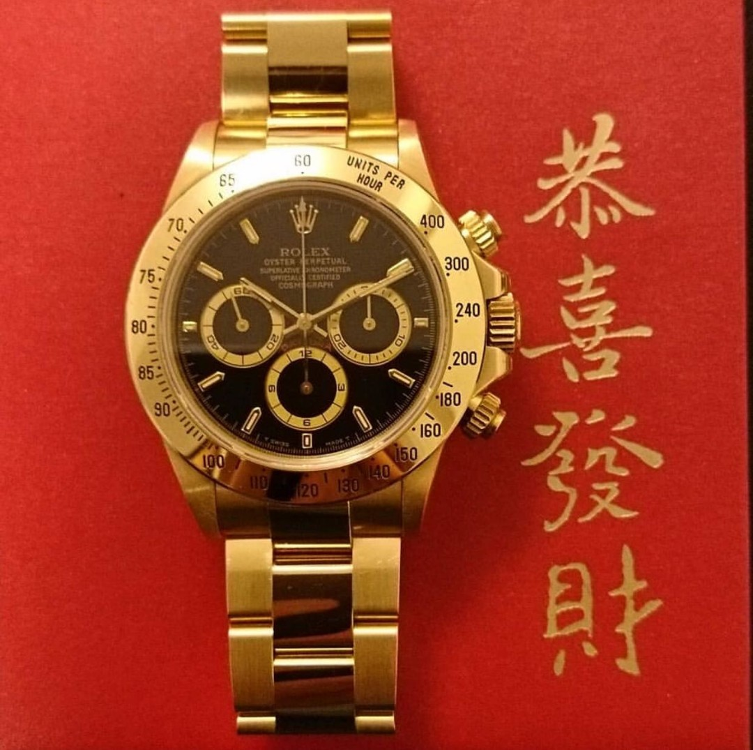 best service b05ce eb1a5 Rolex 16528, Luxury, Watches on Carousell