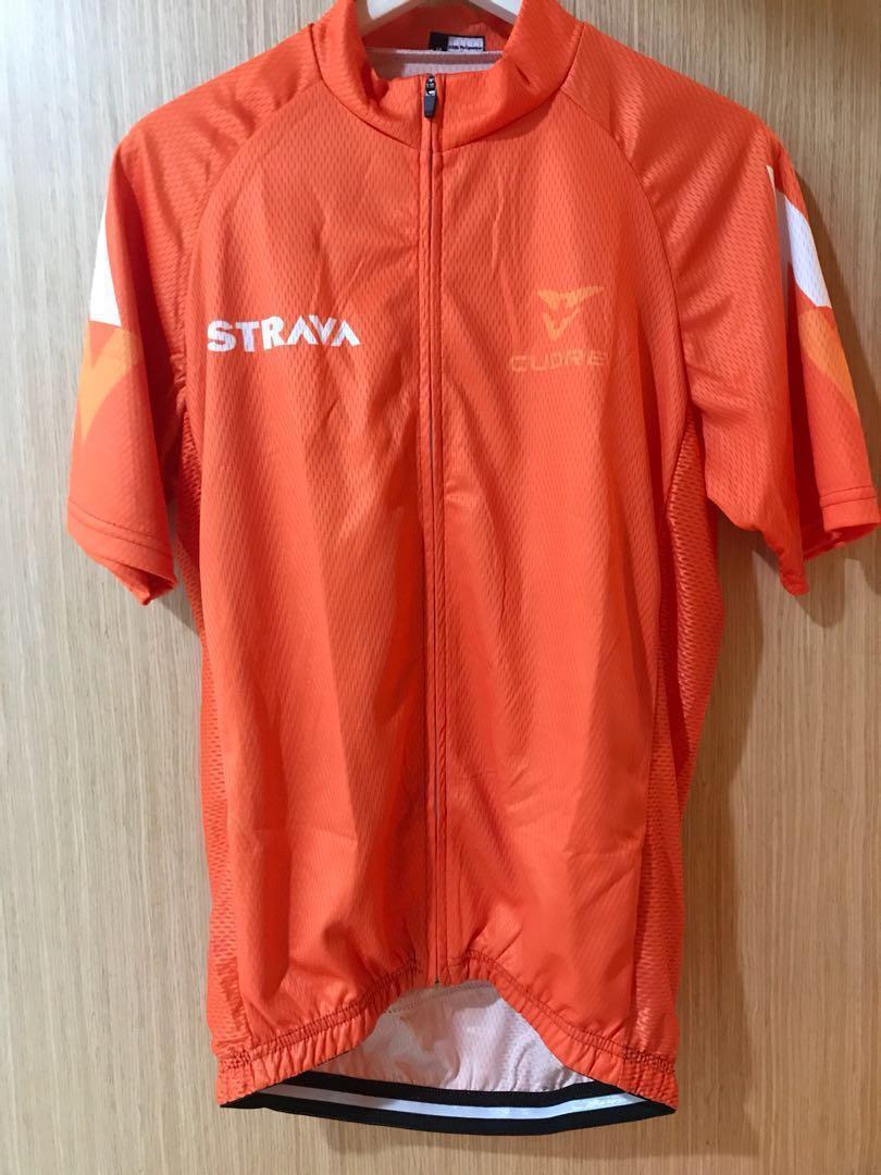Strava Cycling Jersey Set, Sports, Sports Apparel on Carousell
