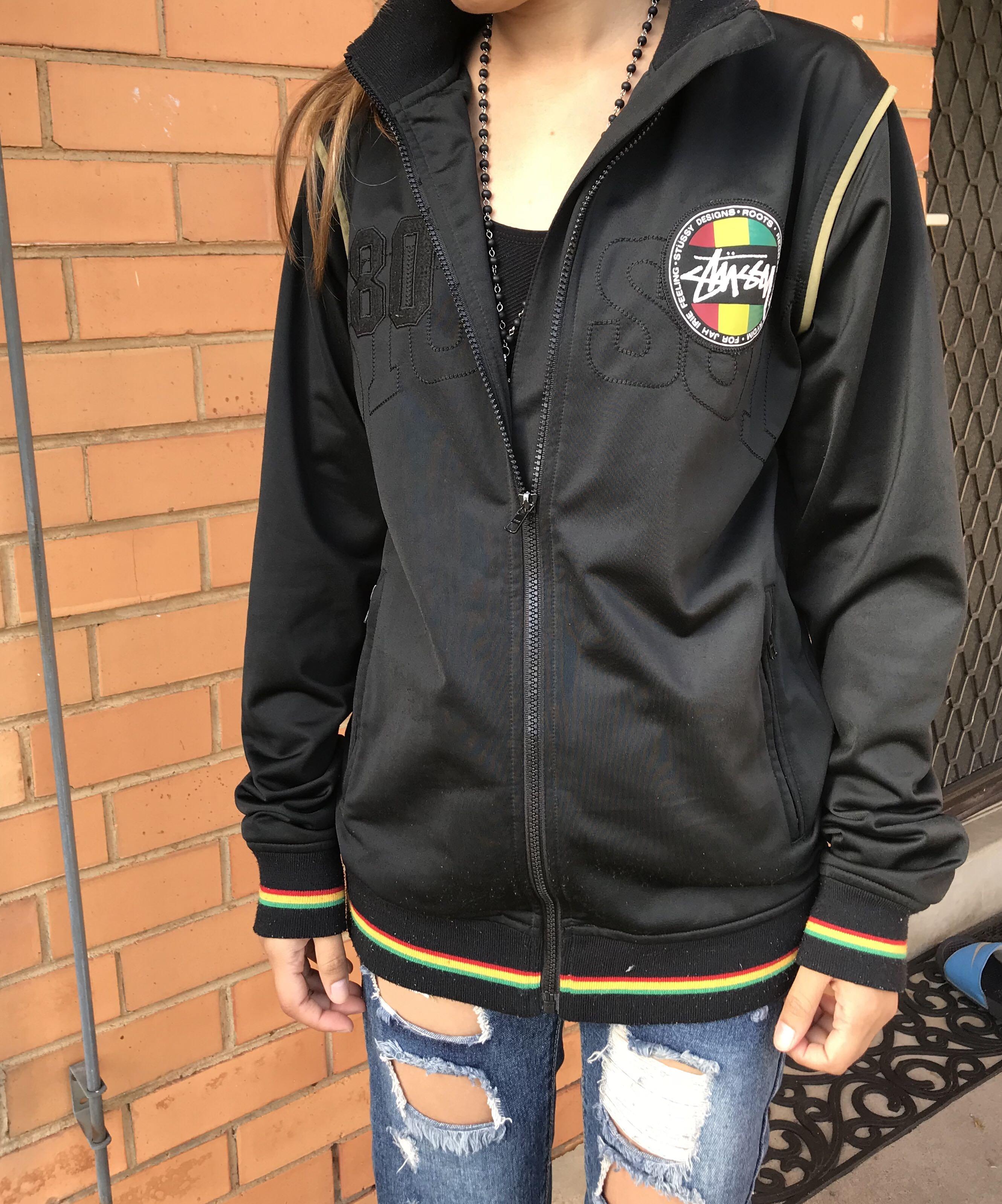 Stussy jacket size S