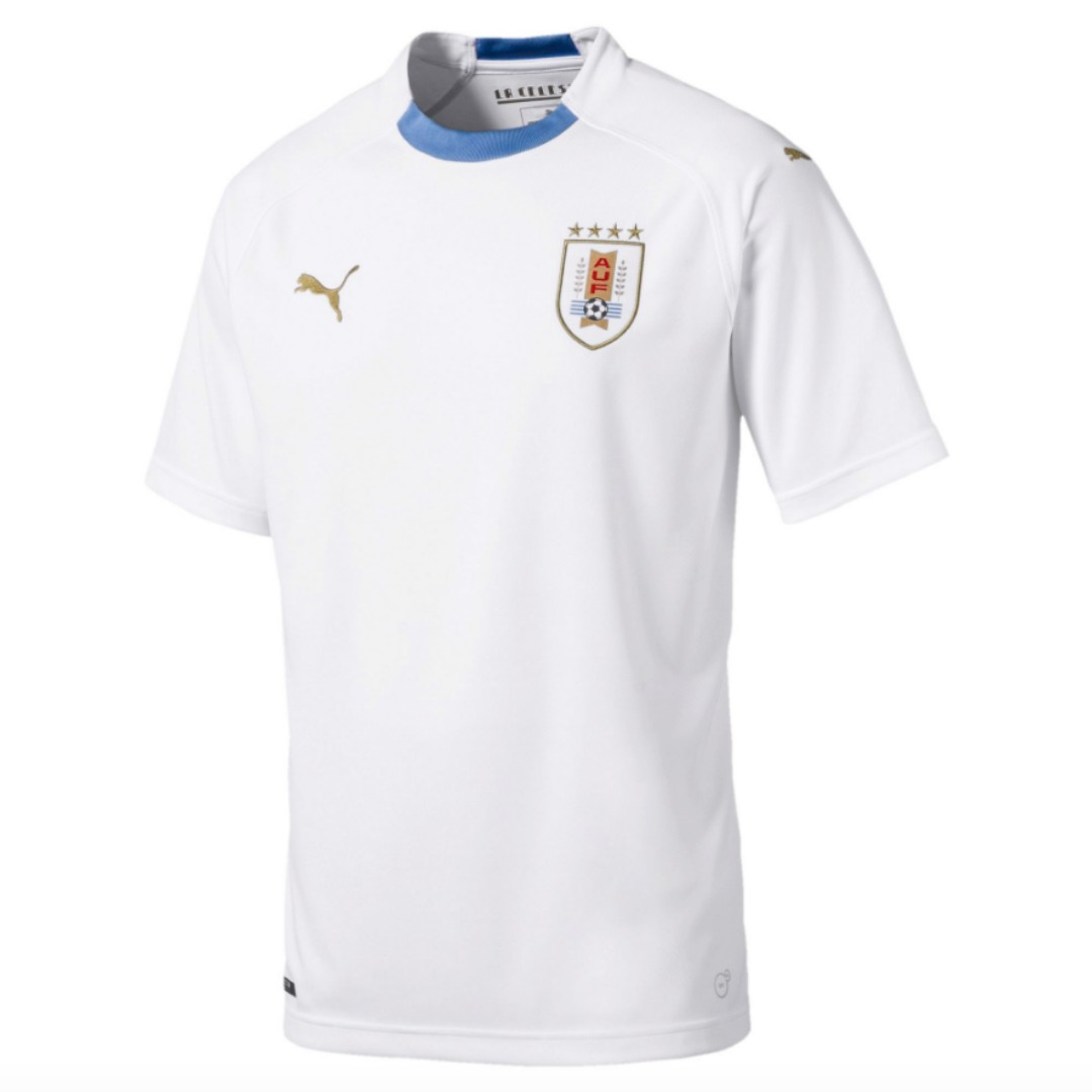 0b0835f2a Uruguay 2018 World Cup Puma Away Kit