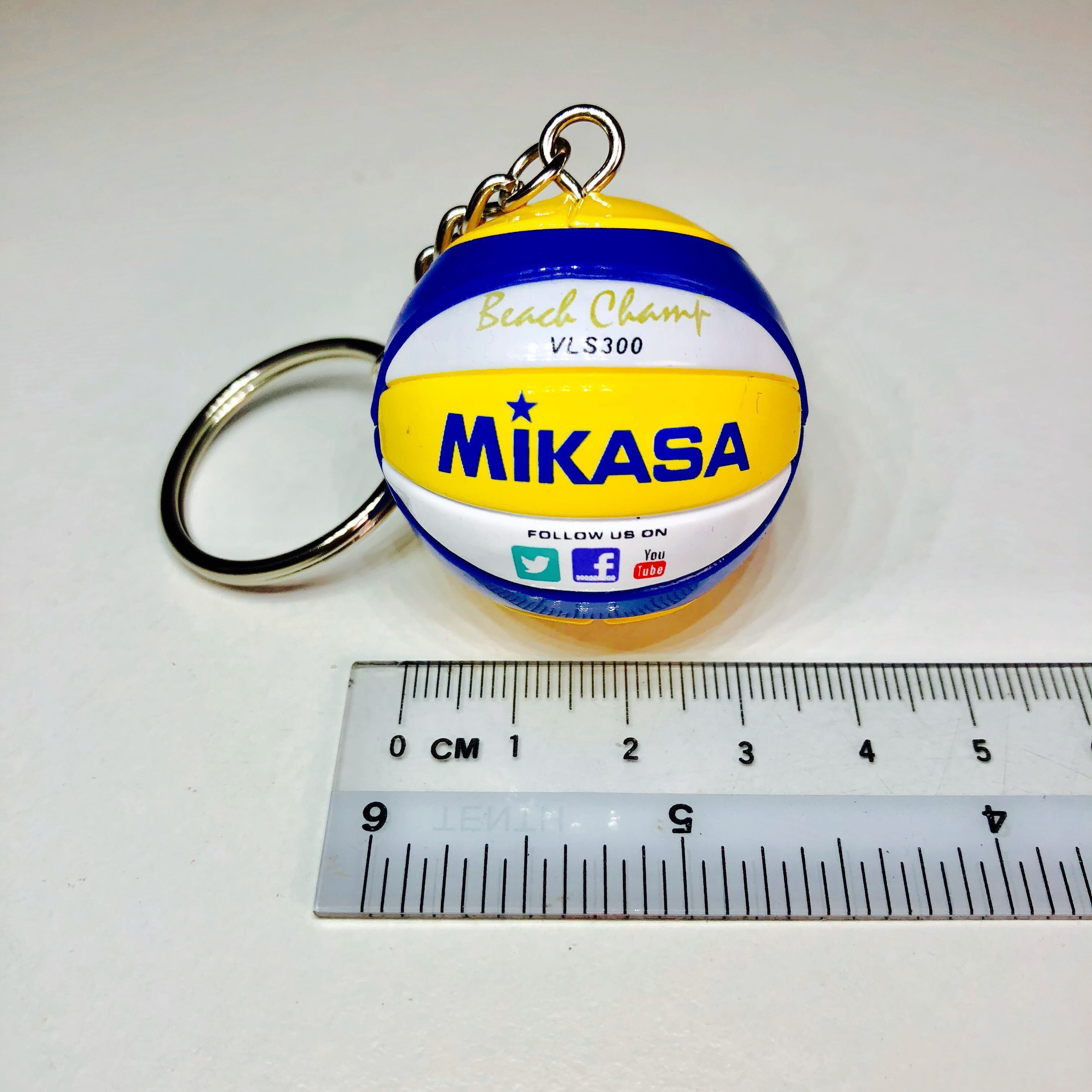 Vb4 Beach Volleyball Keychain Men S Fashion Accessories On Carousell