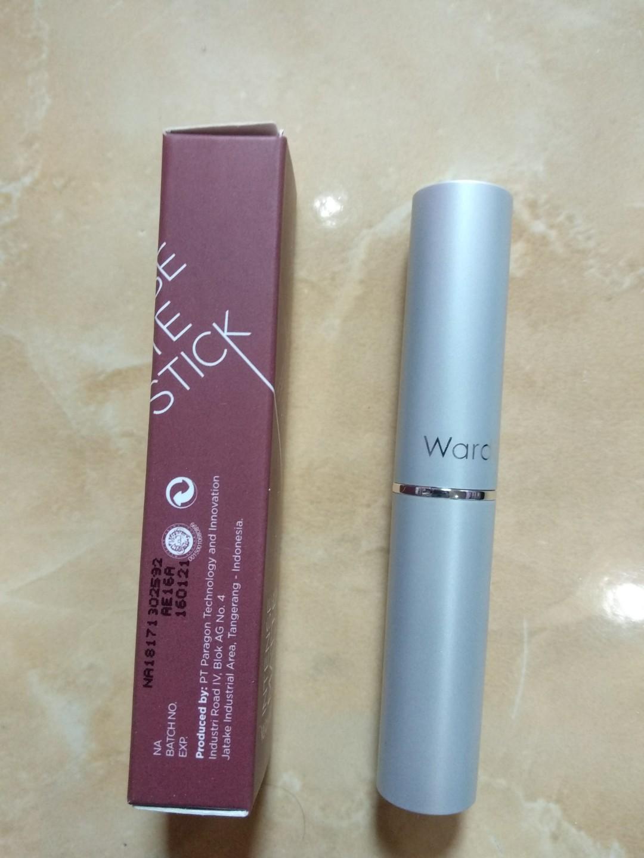 Wardah Intense Matte Lipstick Yummy Brownie No 13 Health Beauty