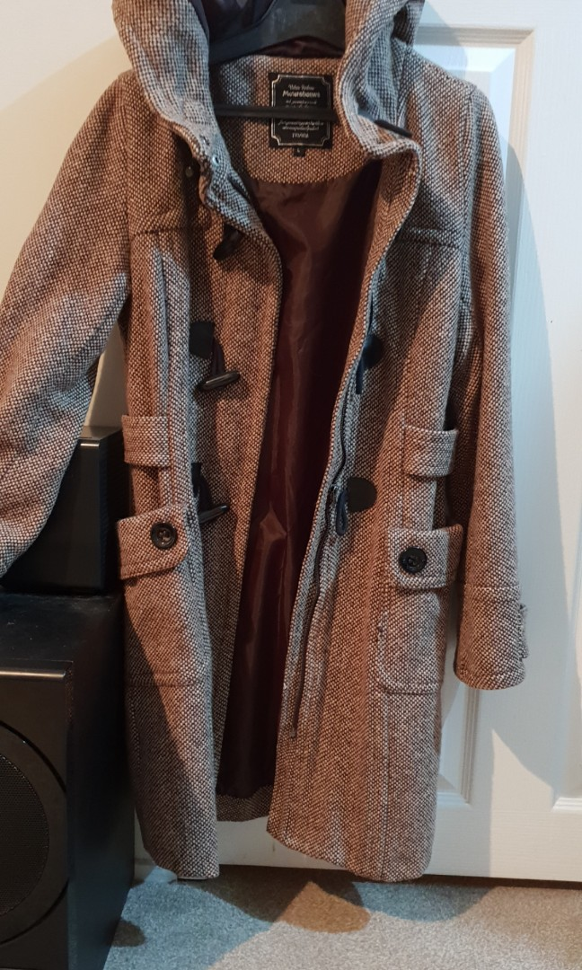 Warm jacket size 10