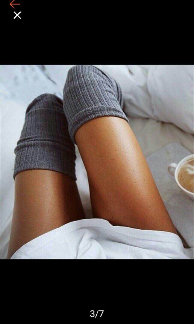 8b839f1c2 Winter Soft thick thigh high leggings. PO