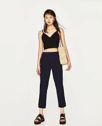 c6019a98 ZARA CAMI TOP, Women's Fashion, Clothes, Tops on Carousell