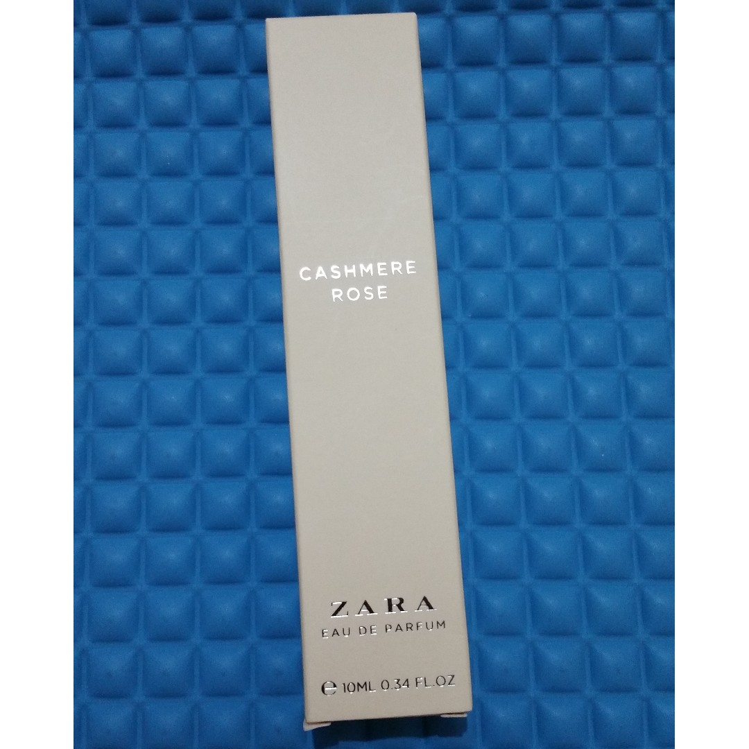 Zara Cashmere Rose Perfume Health Beauty Perfumes Deodorants