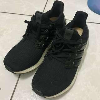 🚚 可議價Adidas ultra boost 黑