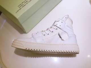 🚚 off white鹿晗同款板鞋