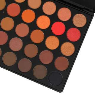 Morphe 35O2 35 Color Second Nature Palette Authentic