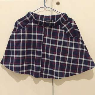 Ramadan Sale! Cotton On Plaid Skirt