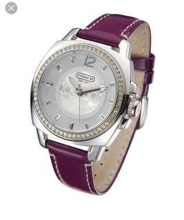 Coach Watch 14501368