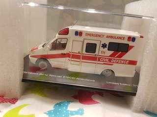SCDF Ambulance A111