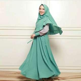 Sharani dress tosca