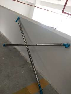 Honda jazz ge8 X bar.