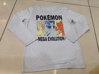 Uniqlo Pokemon Top (5-6y)
