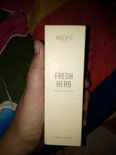 NACIFIC (natural pacific) fresh origin serum