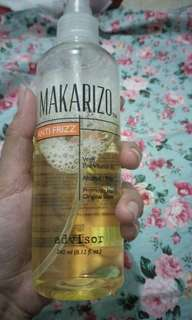 MAKARIZO. Anti frizz