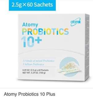 Probiotics (60 packets)