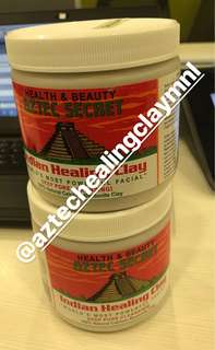 [ON-HAND!!!] Aztec Indian Healing Clay