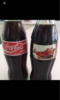 🚚 Coca Cola Collectible Bottles