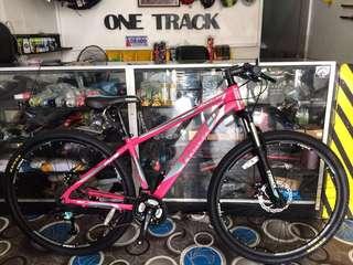 2018 BIG 9 Trinx M520 29er mountain bike