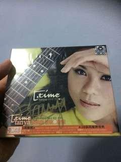 Cd 28 蔡健雅 签名专辑 Tanya Chua Cai Jian Ya