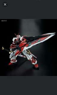 (Pre-order) PG 1/60 Gundam Astray Red Frame Kai