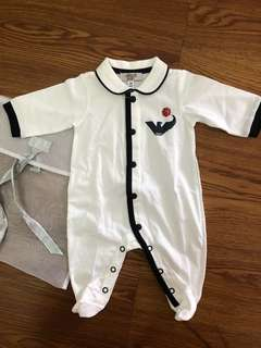 Armani Baby Onesie with free postage