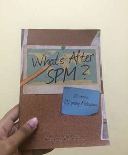 CLEARANCE! What's After SPM?