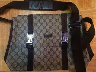 Gucci男裝袋